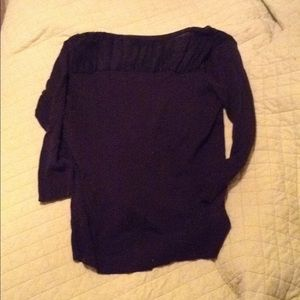 The Limited Sweaters - The Limited 3/4 length sleeve cardigan S